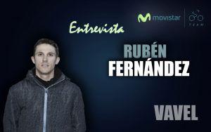 """Entrevista. Rubén Fernández: """"Espero poder dar alguna alegría en Murcia"""""""