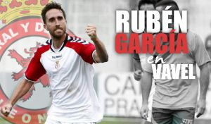 """Entrevista. Rubén García: """"Tenía una cuenta pendiente en la Cultural"""""""