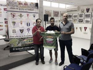 """Rubén Martínez, nuevo jugador del """"Brócoli Mecánico"""""""