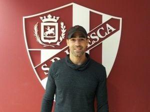 Rubén Pérez rescinde el contrato con el Huesca