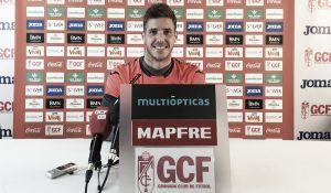 """Rubén Pérez: """"Sabemos que la plantilla tiene potencial"""""""