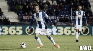 Rubén Pérez, elegido mejor centrocampista de la temporada por la afición