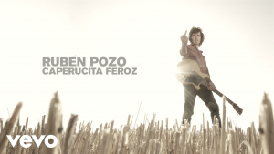 Rubén Pozo regresa con fuerza con 'Caperucita Feroz'