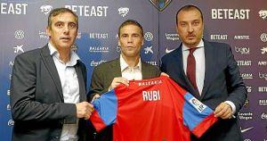 Rubi: ''Hay que darlo todo ante el Valencia''