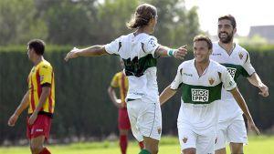 El Lleida sucumbe ante los goles de Rubio