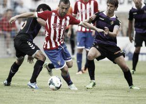 Sporting de Gijón - Real Valladolid: prueba importante para confirmar las buenas sensaciones