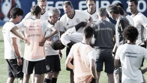 Rüdiger, fuera de la Eurocopa