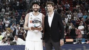 Rudy Fernández, MVP de la final de Liga Endesa 2017/18