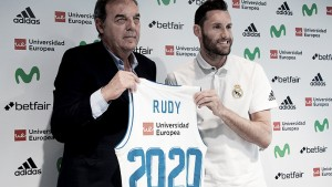Rudy Fernández renueva hasta el año 2020