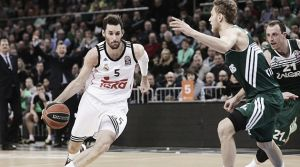 El Madrid conquista Kaunas para seguir líder en el Top 16