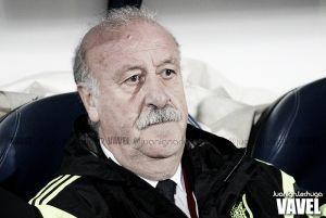 """Del Bosque: """"En este nivel de competición no hay diferencia entre partido amistoso y oficial"""""""