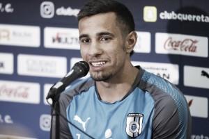 """Camilo Sanvezzo: """"El equipo se encuentra motivado"""""""