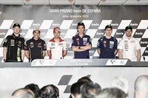 Rueda de Prensa del GP de España 2015