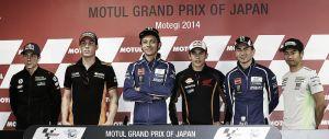 Rueda de Prensa del GP de Japón 2014