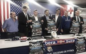 Anoeta acogerá un partido de rugby de máximo nivel
