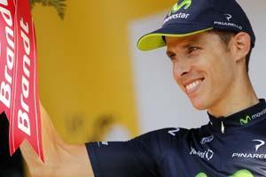 Al Tour de France Rui Costa colpisce ancora