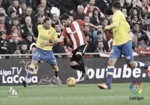 Athletic - Las Palmas: puntuaciones del Athletic, jornada 18