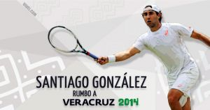 Rumbo a Veracruz 2014: Santiago González, la madurez tenística