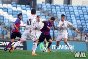 Real Madrid Castilla - UB Conquense: lucha entre el ying y el yang