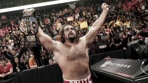 WWE: Rusev nuevo campeón de los Estados Unidos