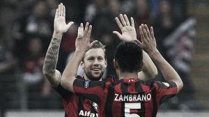 El Augsburgo regala un punto al Eintracht