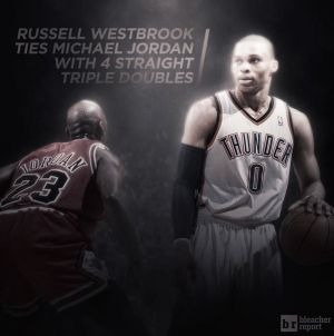 No diga Russell Westbrook, diga triple-doble