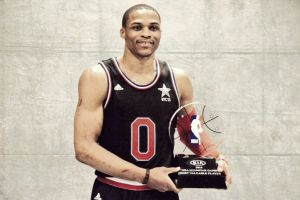 Russell Westbrook, nuevo MVP del All-Star Game