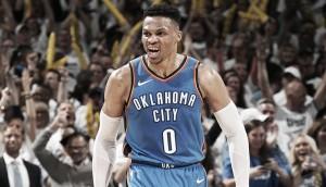 Momentazo NBA: Westbrook hace un partidazo para acercar la eliminatoria