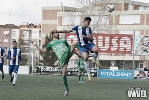 Russo sale cedido al Vilafranca; Nacho Ruiz rescinde su contrato
