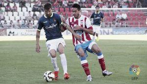 Lugo - Real Valladolid: puntuaciones del Real Valladolid, jornada 2