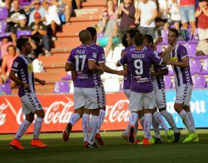 Los estrenos de plata del Real Valladolid