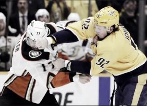 Ryan Johansen, Ryan Kesler feud continues on social media