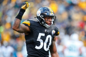 Ryan Shazier: 'My dream is to come back and play'