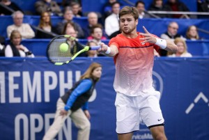 ATP Memphis: Ryan Harrison Beats Frances Tiafoe In Night Session Cliffhanger