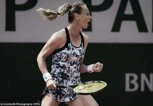 French Open: Magdalena Rybarikova storms past Belinda Bencic in straight sets