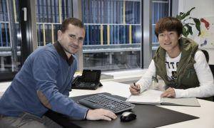 Ryu Seung-Woo extends stay in Braunschweig