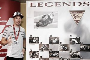 Nicky Hayden nella Hall of Fame delle Leggende della MotoGP