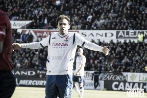 El Valladolid, comandado por Óscar, frena al Real Zaragoza