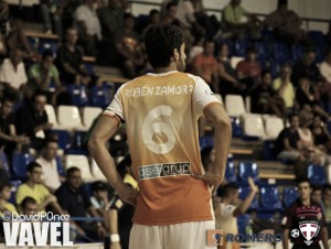 Rubén Zamora, entre uno y dos meses de baja