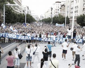 El zaragocismo lucha por el futuro del Zaragoza