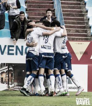Un Real Zaragoza en racha y sin freno