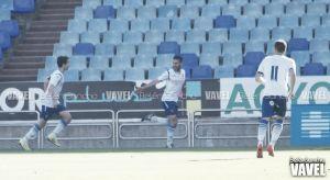 Fotos e imágenes del Real Zaragoza B - CD Eldense, jornada 28 de 2ª División B grupo III