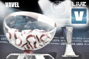 Resultado sorteo semifinales en la UEFA Europa League 2015: Sevilla - Fiorentina y Nápoles - Dnipro