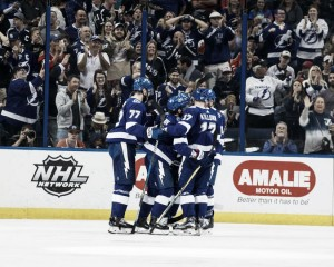 Los Lightning ya están en playoffs