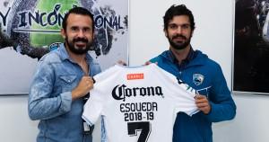 Diego Esqueda renueva por dos años con la Jaiba Brava