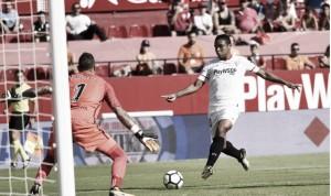 Resumen de la temporada 2017/2018: Sevilla FC, puntuaciones delantera