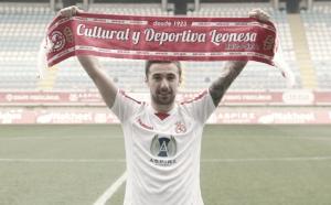 Sergio Marcos renueva con la Cultural Leonesa