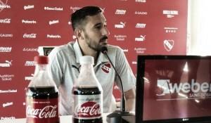 """Jonás Gutiérrez: """"Lo mínimo que podemos hacer es entrar en la próxima Copa Libertadores"""""""