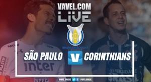 Resultado São Paulo 1x1 Corinthians no Campeonato Brasileiro 2017