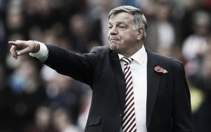 Allardyce targets six wins to stay up